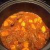 Cómo hacer que mi Curry Beef Básica