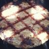 Cómo hacer que mi Carne fresca y bacon hamburguesas !!