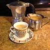 Cómo hacer café cubano de mi abuela (Espresso)