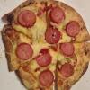 Cómo hacer pan naan pizza