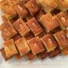 Cómo hacer Nammoura, Sweet libanesa o şambaba tatlısı turca