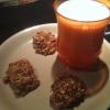 Cómo hacer galletas de avena sin cocción