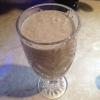 Cómo hacer para no lácteos mantequilla de cacahuete del plátano Smoothie