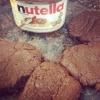 Cómo hacer galletas de Nutella !!