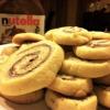 Cómo hacer Nutella Pinwheel cookies