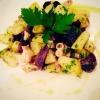 Cómo hacer Octopus y ensalada de patata
