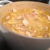 Cómo hacer de una mano sopa de pollo