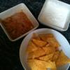 Cómo hacer cebolla y tomate Dip !!