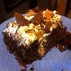 Cómo hacer Oooey Gooey Heath Candy Bar Cake