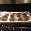 Cómo hacer galletas de chocolate Oreo