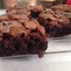 Cómo hacer Oreo Fudge Brownie de chocolate