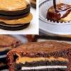 Cómo hacer Oreo mantequilla de cacahuete Brownies