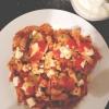 Cómo hacer al horno Burrito-Pizza W / dulce corteza de patata