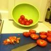 Cómo hacer tomates secados al horno