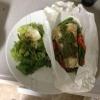 Cómo hacer Pergamino Pesto halibut