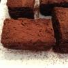 Cómo hacer París Dubai- húmedo noGluten pastel de chocolate
