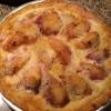 Cómo hacer melocotón crema fresca Pie