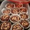 Cómo hacer la mantequilla de cacahuete y Oreo Brownie