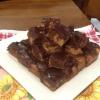 Cómo hacer la mantequilla de cacahuete Brownies