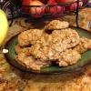 Cómo hacer mantequilla de coco galletas de avena!