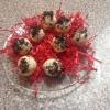 Cómo hacer la mantequilla de cacahuete Oreo Trufas para las fiestas!