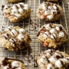 Cómo hacer galletas de mantequilla de maní Sundae
