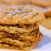 Cómo hacer harina de avena Perfect Chocolate Chip Cookies