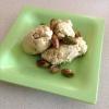 Cómo hacer helado de pistacho