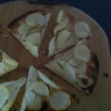 Cómo hacer la patata y Rosemary pizza