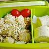 Cómo hacer Ensalada de patata y atún Sushi Sandwich