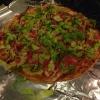 Cómo hacer Prosciutto Mozzarella Fig Spread pizza