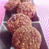 Cómo hacer Muffins de calabaza-Cranberry Millet