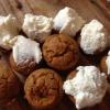 Cómo hacer magdalenas de calabaza con glaseado de queso crema (GF)