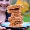 Cómo hacer Pumpkin Spice Rice Krispy Treats