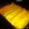 Cómo hacer simples Enchiladas de pollo y rápido