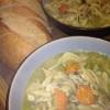 Cómo hacer (rápido y fácil) Chicken Noodle Soup