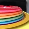 Cómo hacer Rainbow Jello