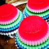 Cómo hacer Rainbow Jelly