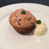 Cómo hacer Muffins de chocolate frambuesa