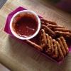 Cómo hacer Frambuesa Dijon Pretzel Dip