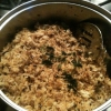 Cómo hacer Raw Mango arroz!
