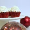 Cómo hacer Red Velvet Cupcakes W / crema batida Queso