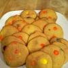 Cómo hacer de Reese Piezas cookies