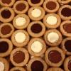 Cómo hacer Reese Thumbprint cookies