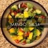 Cómo hacer REFRESCANTE MANGO SALSA