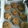 Cómo hacer relativamente saludables galletas de avena con pasas