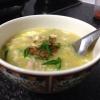 Cómo hacer pollo asado maíz dulce sopa