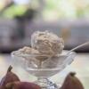 Cómo hacer asado figura y Cabra Ice Cream Cheese