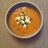 Cómo hacer asado Tomatillo, Tomate y Negro Sopa de Frijoles