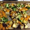 Cómo hacer verduras asadas